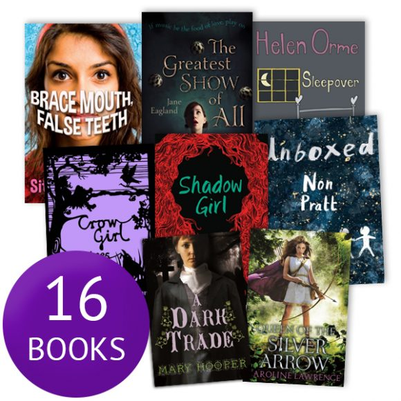 reluctant readers book collections for schools