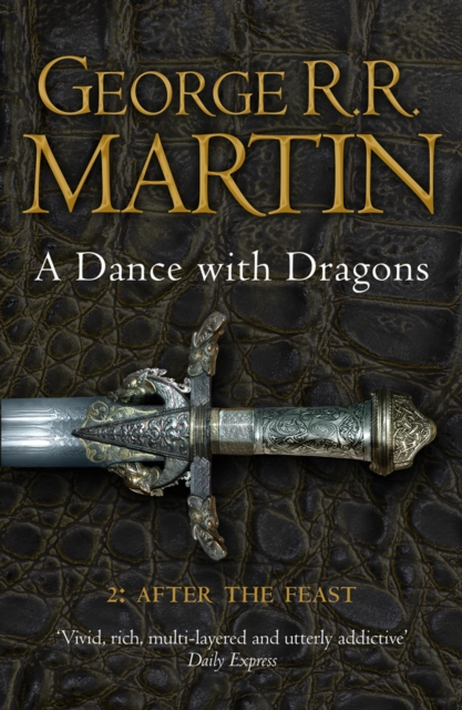 A DANCE  WITH DRAGONS 2. AFTER THE FEAST
