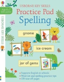 Spelling Practice Pad